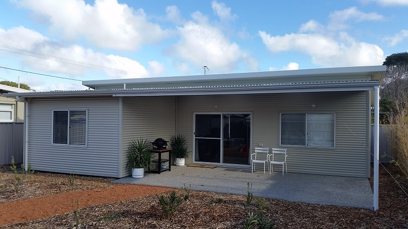 Our range of backyard shacks, kit homes and granny flats, make it easy.  Offering simple but effective housing options that will have your (extended) family living in their own space much easier.