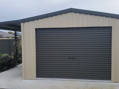Small Workshop with Awning in McKail, Albany Western Australia