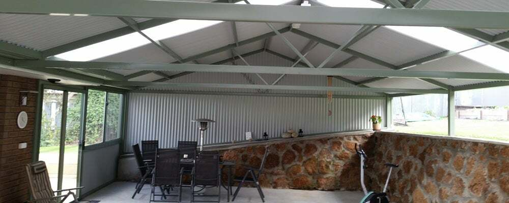 Built here in Albany and designed to withstand our unique south coast conditions, the Ranbuild Great Southern patios not just look great, but are designed to last.