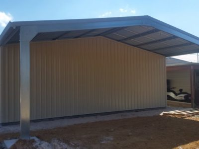 Gable Deluxe with rear annexe (1)
