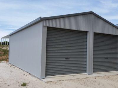 Gable Sundowner Delexe Garage 6m x 8m x 2.7m (3)