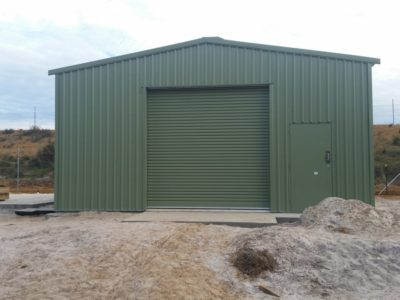 Industrial Water Pump Sheds (3)