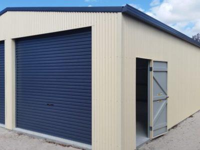 Residential Garage Workshop 8m x 8m x 3m (3)