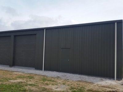 Sundowner Delexe 10m x 15m x 4m with Industrial Roller Doors